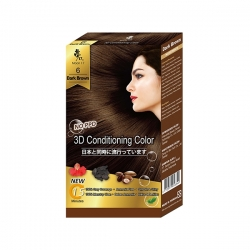 Moon 17 3D Conditioning Color - Dark Brown (NO PPD)