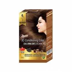Moon 17 3D Conditioning Color - Light Brown (NO PPD)